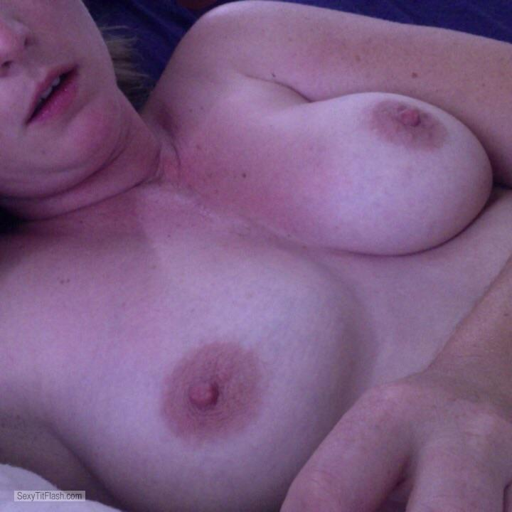 My Medium Tits Selfie by Hannah